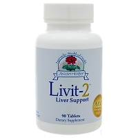 Livit-2 90 tabs by Ayush Herbs