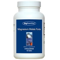Magnesium Malate Forte by Allergy Research Group - 120 tablets