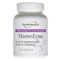 MasterZyme by Transformation Enzymes - 100 Capsules