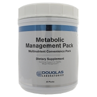 Metabolic Management Pack by Douglas Labs - 60 packets