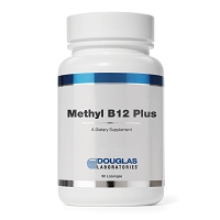 Methyl B12 Plus by Douglas Labs 90 Lozenges
