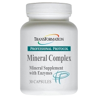 Mineral Complex by Transformation Enzymes - 30 Capsules
