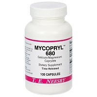 Mycopryl 680 by T E Neesby - 250 Capsules