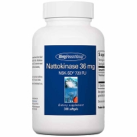Nattokinase 36 mg by Allergy Research Group - 300 softgels