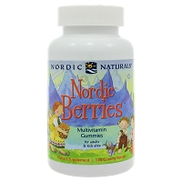 Nordic Berries by Nordic Naturals