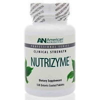 Nutrizyme by American Nutriceuticals 120 tablets