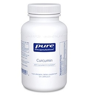 Curcumin by Pure Encapsulations 60 or 120 Capsules