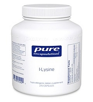 L-Lysine by Pure Encapsulations 270 Capsules