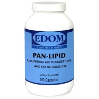 Pan-Lipid by Edom Labs 100 Capsules