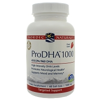 ProDHA 1000 by Nordic Naturals - Strawberry