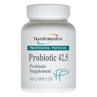 Probiotic 42.5 by Transformation Enzymes - 30 Capsules