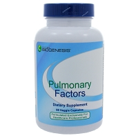 Pulmonary Factors by BioGenesis - 90 Capsules
