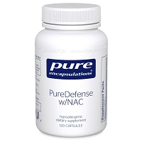 PureDefense w/NAC by Pure Encapsulations - 120 Capsules