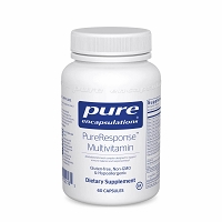 PureResponse Multivitamin by Pure Encapsulations - 60 Capsules