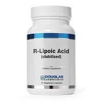 R-Lipoic Acid (stabilized) by Douglas Labs - 60 vegetarian capsules