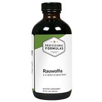 Rauwolfia by Professional Formulas - 4, 8 or 16 oz.