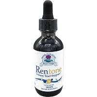 Rentone Drops by Ayush Herbs - 2 Ounce