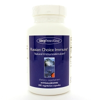 Russian Choice Immune by Allergy Research Group - 200 Capsules