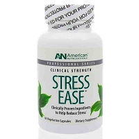 Stress Ease by American Nutriceuticals 60 Capsules