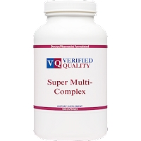 Super Multi-Complex by Verified Quality - 180 Capsules
