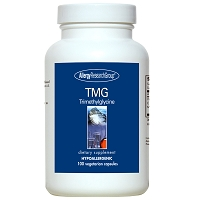 TMG 750 mg by Allergy Research Group - 100 capsules