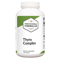 Thyro Complex by Professional Formulas - 60 Capsules
