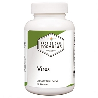 Virex by Professional Formulas - 60 Capsules