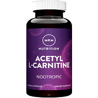Acetyl L-Carnitine by MRM Nutrition - 60 Capsules