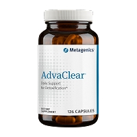 AdvaClear ® by Metagenics 42 or 126 Capsules