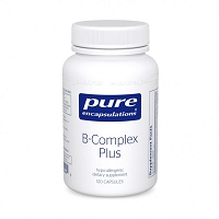 B-Complex Plus by Pure Encapsulations 60 or 120 Capsules
