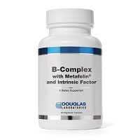 B Complex w/ Metafolin by Douglas Labs - 60 Capsules
