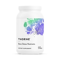Thorne Research Basic Detox Nutrients 360 Capsules