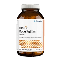 Cal Apatite Bone Builder Active by Metagenics 180 Tablets (formerly Cal Matrix)