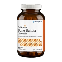 Cal Apatite Bone Builder  Chewable by Metagenics - 90 Tablets