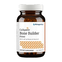 Cal Apatite Bone Builder Prime by Metagenics 90 or 270 Tablets (formerly Cal Apatite Plus)