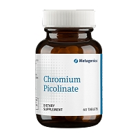 Chromium Picolinate by Metagenics 60 Tablets