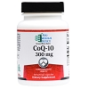 CoQ-10 300MG by Ortho Molecular Products 30 or 60 Capsules