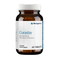 Coratin by Metagenics 60 Tablets