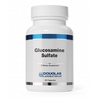 Glucosamine Sulfate 500mg  by Douglas Labs  60 or 250 Capsules