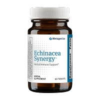 Echinacea Synergy by Metagenics 120 Tablets
