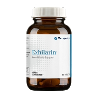 Exhilarin ® by Metagenics 60 Tablets