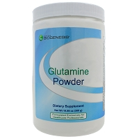 Glutamine Powder by BioGenesis 300g (10.5 oz.)