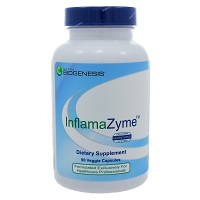 InflamaZyme by Nutra BioGenesis - 90 Capsules