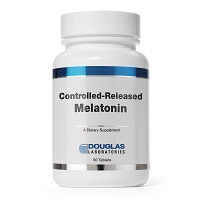 Melatonin Controlled Release 2mg  by Douglas Labs 60 Tablets