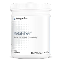 MetaFiber powder by Metagenics (38 servings)