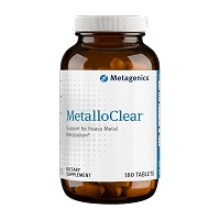 MetalloClear by Metagenics 180 Tablets