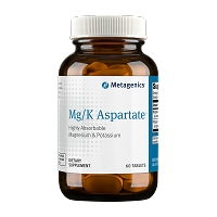 Mg/K Aspartate by Metagenics 60 Tablets