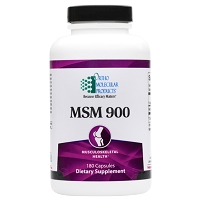 MSM 900 by Ortho Molecular Products 180 CT