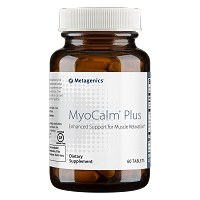 MyoCalm Plus by Metagenics 60 Tablets