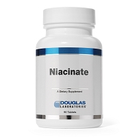Niacinate  by Douglas Labs 90 Tablets